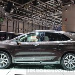Ford Edge Vignale side at 2016 Geneva Motor Show