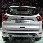 Ford Kuga Vignale Concept rear at the 2016 Geneva Motor Show