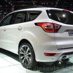 Ford Kuga Vignale Concept rear three quarter at the 2016 Geneva Motor Show