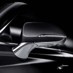 Genesis EQ900L (LWB) door mirror