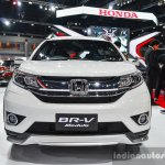 Honda BR-V Modulo front at the 2016 BIMS