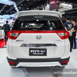Honda BR-V Modulo rear at the 2016 BIMS