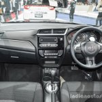 Honda BR-V dashboard at the 2016 BIMS