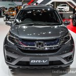 Honda BR-V front at the 2016 BIMS
