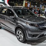Honda BR-V front quarter at the 2016 BIMS