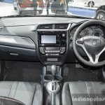 Honda BR-V interior at the 2016 BIMS