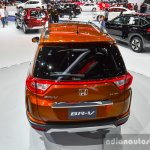 Honda BR-V rear end at the 2016 BIMS