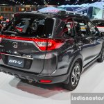 Honda BR-V rear quarter at the 2016 BIMS