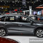 Honda BR-V side at the 2016 BIMS
