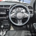 Honda BR-V steering at the 2016 BIMS