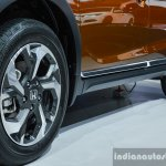 Honda BR-V wheel at the 2016 BIMS
