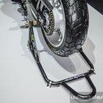 Honda CB650 Scrambler Concept paddock stand at 2016 BIMS