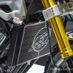 Honda CB650 Scrambler Concept radiator guard at 2016 BIMS