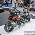 Honda Zoomer-X by KD Shop custom at 2016 BIMS