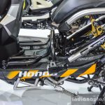 Honda Zoomer-X by KD Shop floor board at 2016 BIMS