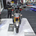 Honda Zoomer-X by KD Shop front at 2016 BIMS
