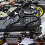 Honda Zoomer-X by KD Shop rear rack carrier at 2016 BIMS