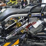 Honda Zoomer-X by KD Shop seat at 2016 BIMS
