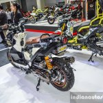 Honda Zoomer-X by Sry Shop on-off road tyre at 2016 BIMS