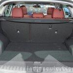 Hyundai Tucson boot at 2016 Geneva Motor Show