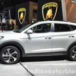 Hyundai Tucson side at 2016 Geneva Motor Show