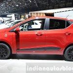 Hyundai i10 GO! side at the 2016 Geneva Motor Show
