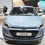 Hyundai i20 GO! front at the 2016 Geneva Motor Show