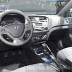Hyundai i20 GO! interior at the 2016 Geneva Motor Show