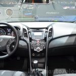 Hyundai i30 GO! dashboard at the 2016 Geneva Motor Show