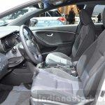 Hyundai i30 GO! front cabin at the 2016 Geneva Motor Show