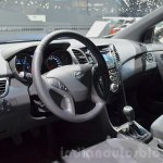Hyundai i30 GO! interior at the 2016 Geneva Motor Show