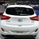 Hyundai i30 GO! rear at the 2016 Geneva Motor Show
