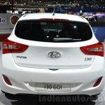 Hyundai i30 GO! rear at the 2016 Geneva Motor Show