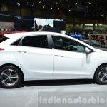Hyundai i30 GO! side at the 2016 Geneva Motor Show