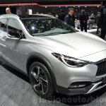 Infiniti QX30 at the 2016 Geneva Motor Show