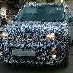 Jeep Renegade IAB spied