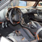 Koenigsegg Agera Final One of 1 interior at 2016 Geneva Motor Show