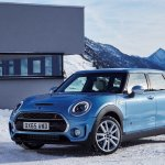 MINI Clubman ALL4 front three quarters