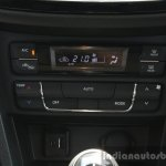 Maruti Vitara Brezza HVAC controls First Drive Review