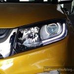 Maruti Vitara Brezza bullhorn LED DRL First Drive Review