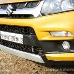 Maruti Vitara Brezza bumper First Drive Review