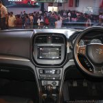 Maruti Vitara Brezza dashboard launched