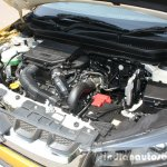 Maruti Vitara Brezza engine bay First Drive Review