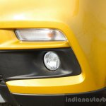 Maruti Vitara Brezza foglamp and indicator First Drive Review