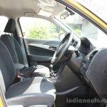 Maruti Vitara Brezza front cabin First Drive Review