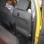 Maruti Vitara Brezza front seat launched