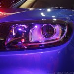 Maruti Vitara Brezza headlamp blue launched