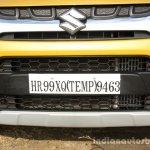Maruti Vitara Brezza intake First Drive Review