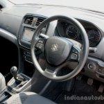 Maruti Vitara Brezza interior First Drive Review