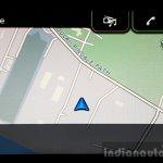 Maruti Vitara Brezza navigation map First Drive Review